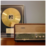 mtv gold disc